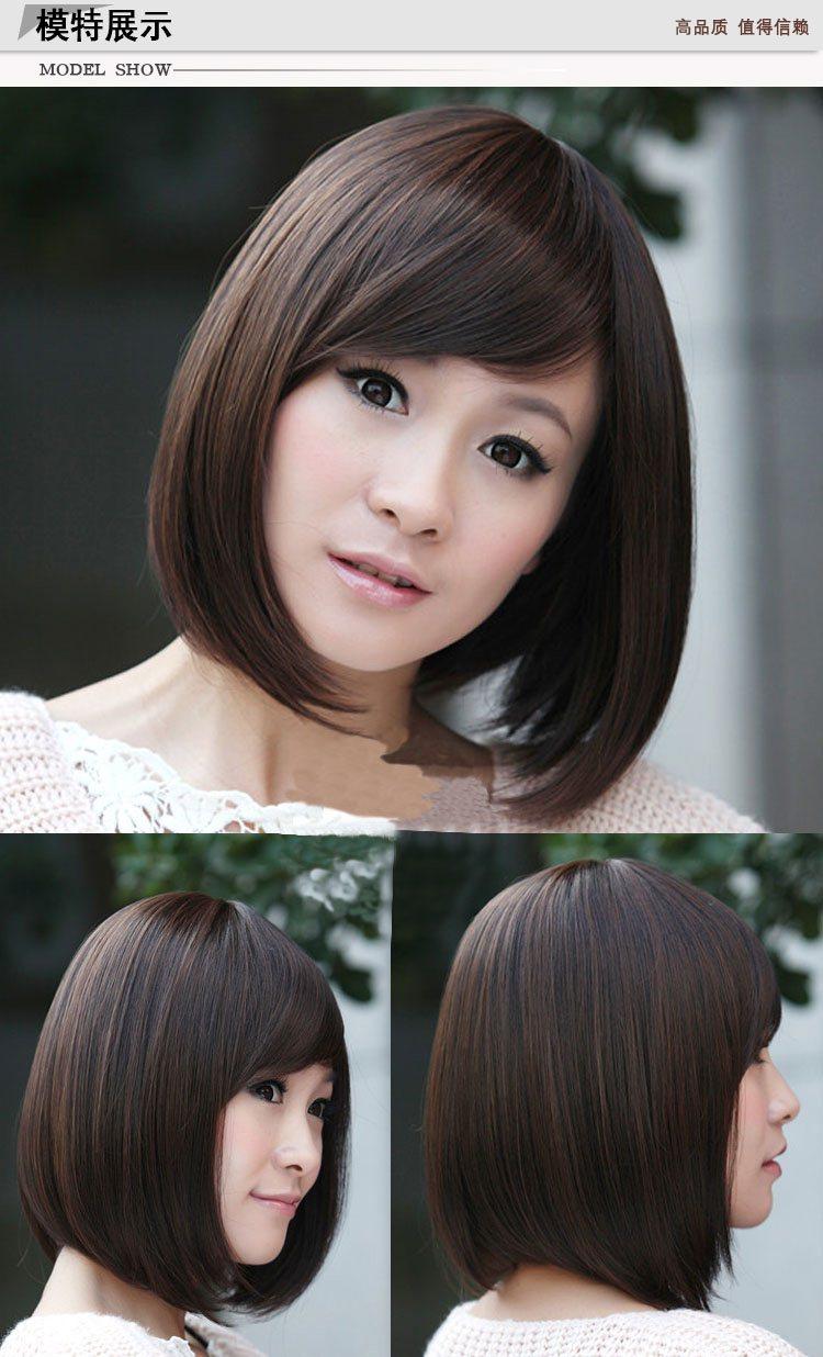 女宝宝发型短发波波头分享展示